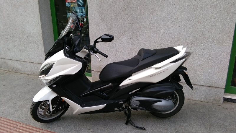 Kymco Xciting 400 Abs Euro4